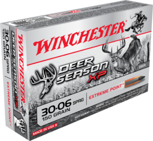 Winchester 30-06 Springfield 150 GR Extreme Point Deer Season XP (20)