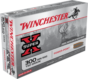 Winchester 300 Win Mag 150 Gr Power Point Super-X (20)