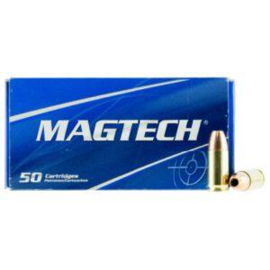 Magtech 38 Super +P 130 Gr FMJ (50)