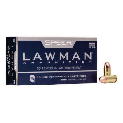 Speer 45 Auto 230 Gr TMJ Lawman (50)