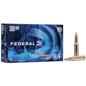 Federal 308 Win 150 Gr Power-Shok SP (20)