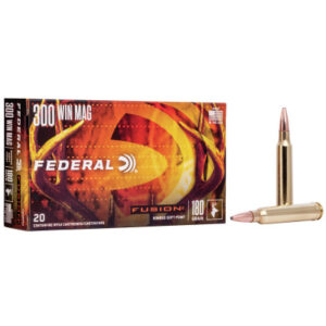 Federal 300 Win Mag 180 Gr Fusion (20)