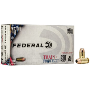 Federal 45 ACP 230 Gr Train + Protect VHP (50)