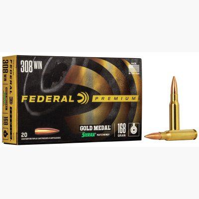 Federal 308 Win 168 Gr Sierra MatchKing BTHP (20)