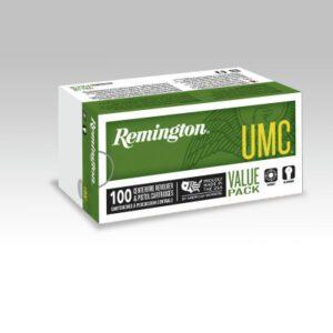 Remington UMC Handgun 100 Ct Box
