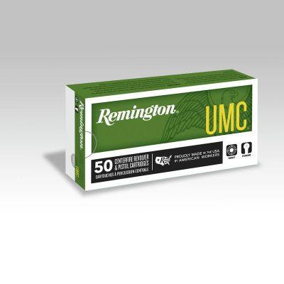 Remington UMC Handgun 50 Ct Box